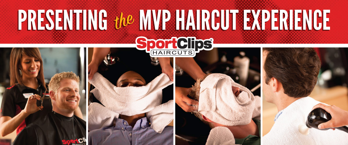 The Sport Clips Haircuts of West Long Branch - Consumer Centre MVP Haircut Experience